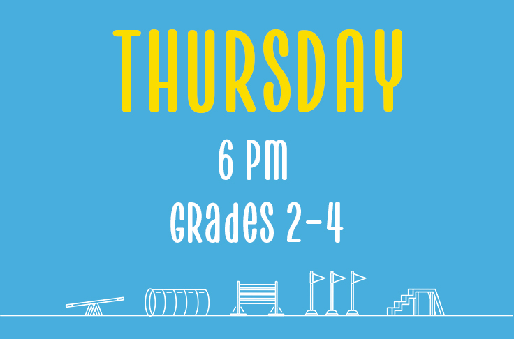 You are currently viewing Thursday<br> 6pm<br> Grades 2-4 <br> Nicola Wildman