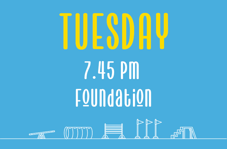 Read more about the article Tuesday<br> 7.45pm<br> Foundation <br> Laura