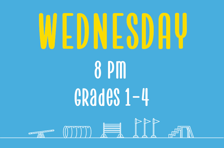 Read more about the article Wednesday<br> 8pm<br> Grades 1-4 <br> Nicola Wildman