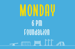 Read more about the article Monday<br> 6pm<br> Foundation <br> Nicola Wildman